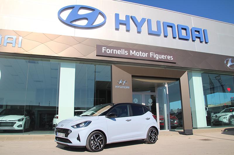 Hyundai i10: Ets gran, petitó