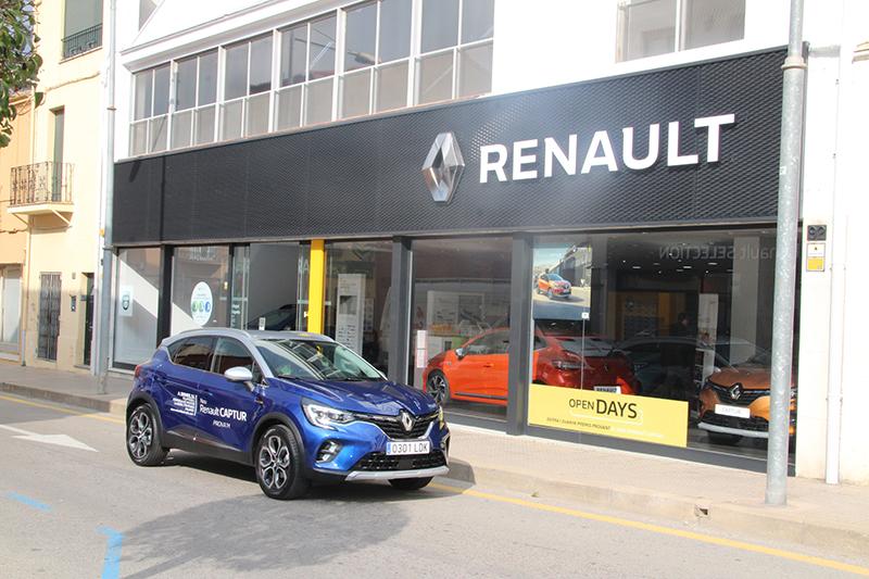Renault Captur: Millorant el present