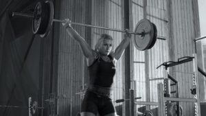 L'atleta Lydia Valetín