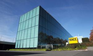 La seu central del Racc a Barcelona