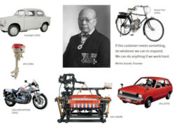 Cent anys de Suzuki