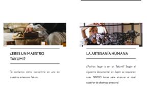 Pàgina web de Lexus amb reptes per passar el confinament