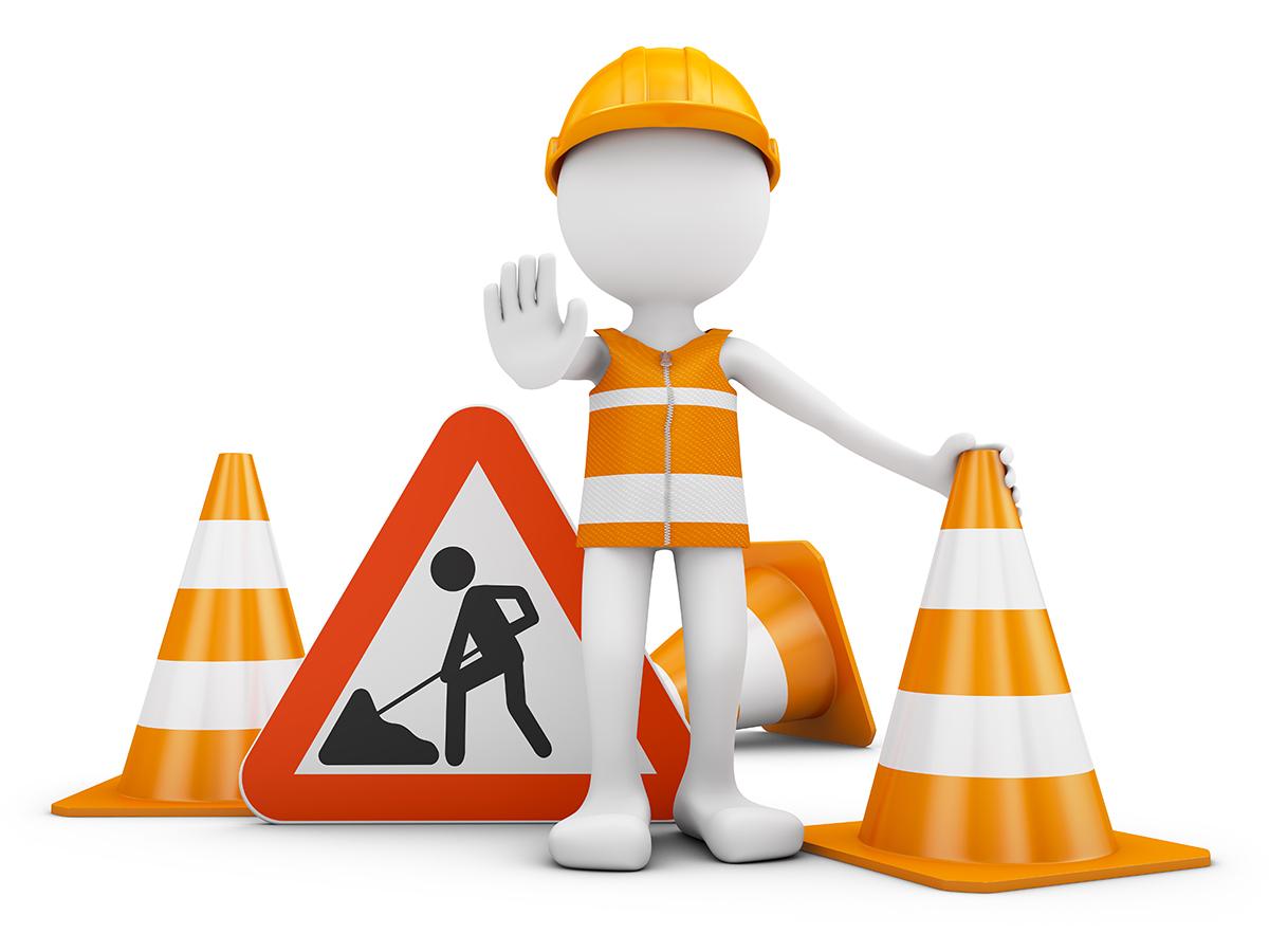 Afectacions circulatòries durant la primera setmana de treballs d'asfaltatge