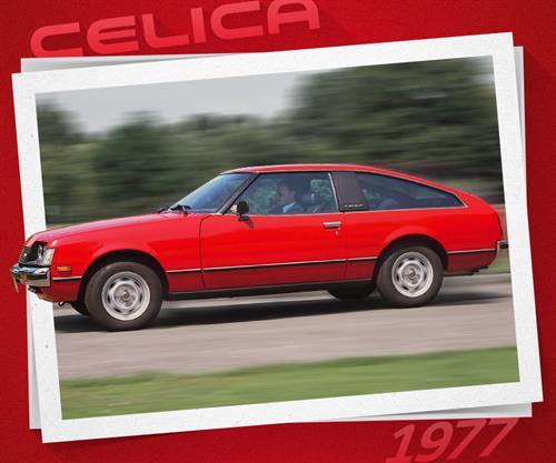 50 anys del naixement del mític Toyota Celica