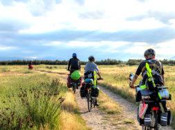 bicis en ruta camps – Bicitranscat – Foto CVVGi Stella Rotger