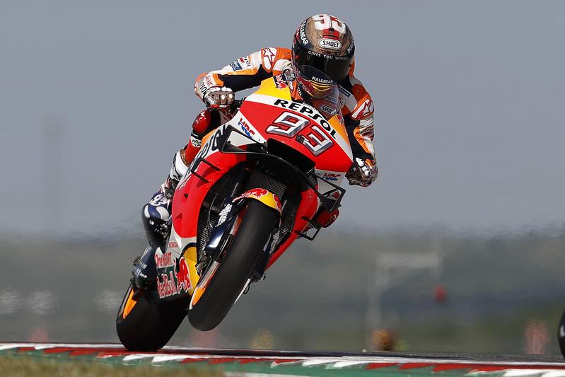 Ajornat el Gran Premi de MotoGP de Catalunya