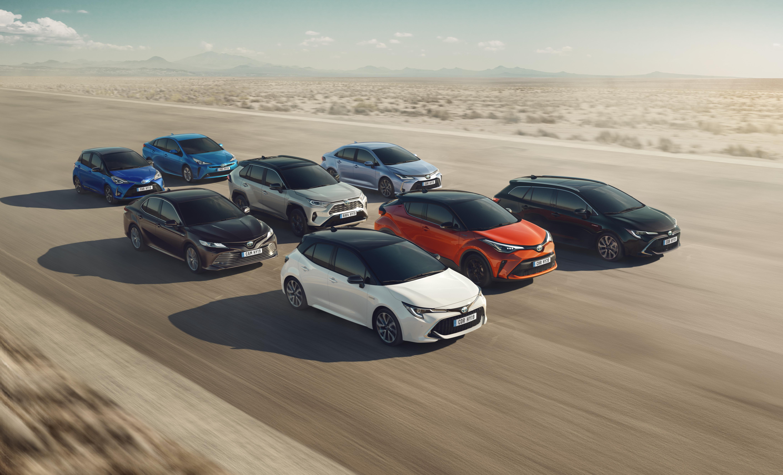 D'on ve el 'naming' dels cotxes Toyota?