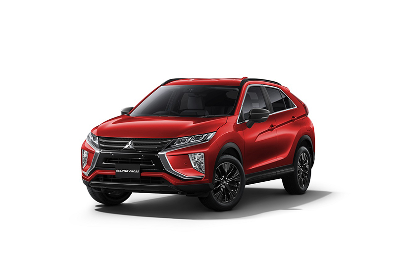 Mitsubishi presenta el nou Eclipse Cross Black Edition, més espectacular i connectat!