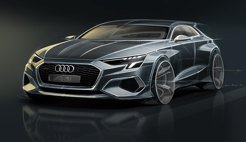 """Visita guiada online a laboratori de disseny d'Audi a través de """"Insight Audi Design"""""""