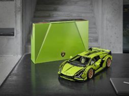 Lego_Technic_Lamborghini Packaging