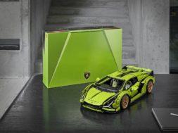 Lego_Technic_Lamborghini Packaging