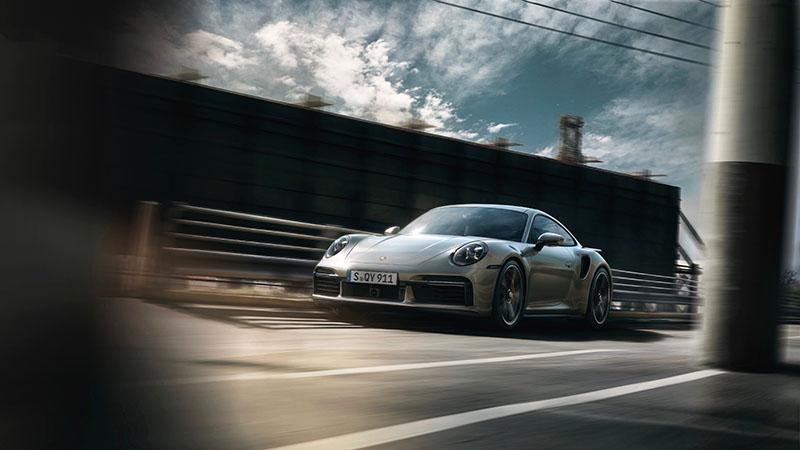 Porsche 911 Turbo S, la cimera de l'esportivitat