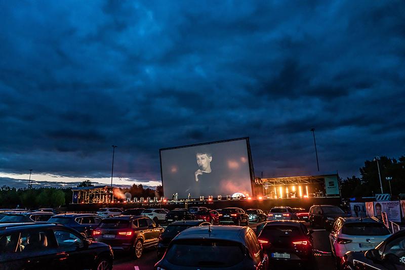 Seat reinventa els auto cines a Alemanya