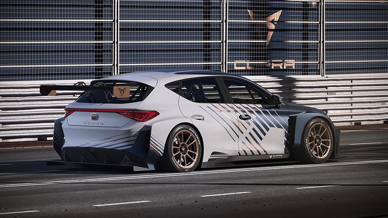 Així es prepara per competir el nou Cupra e-Racer