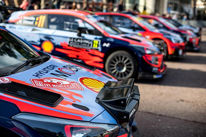 Els cotxes 'rally1' híbrids: camí cap a una nova era en el campionat de món de ral·lis