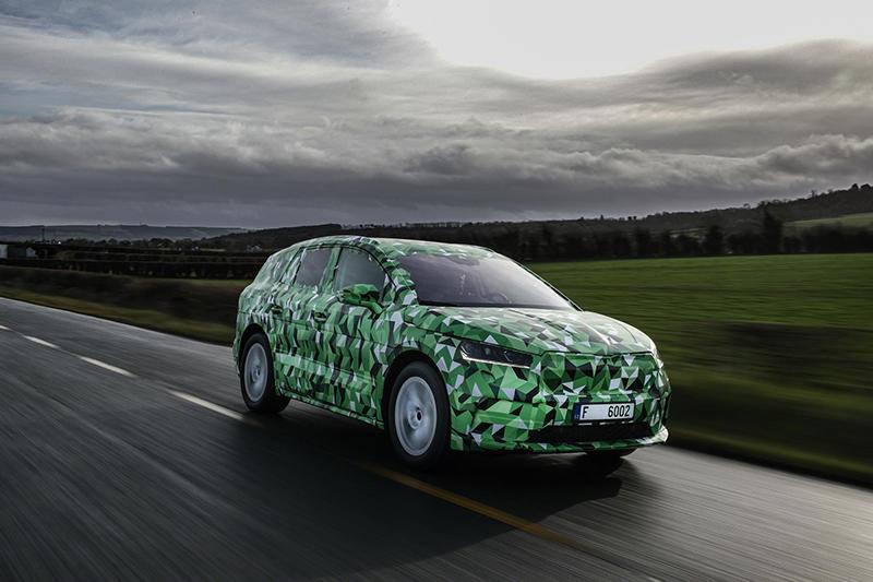 Els models de prova d'Škoda, l'art del camuflatge