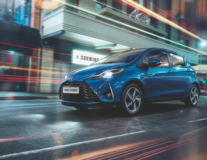 Toyota Aygo i Toyota Yaris: la millor opció per a la ciutat, ara molt més accessible