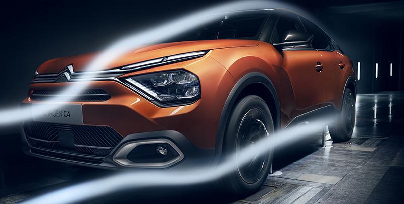 Nou Ë-C4 – 100% elèctric i nou C4: es descobreix la berlina Citroën de nova generació!