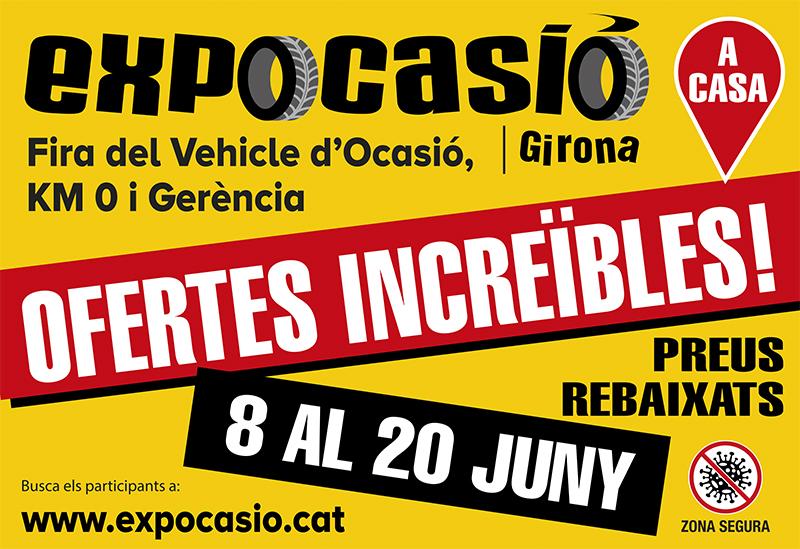 """Expocasió Girona """"a casa"""""""