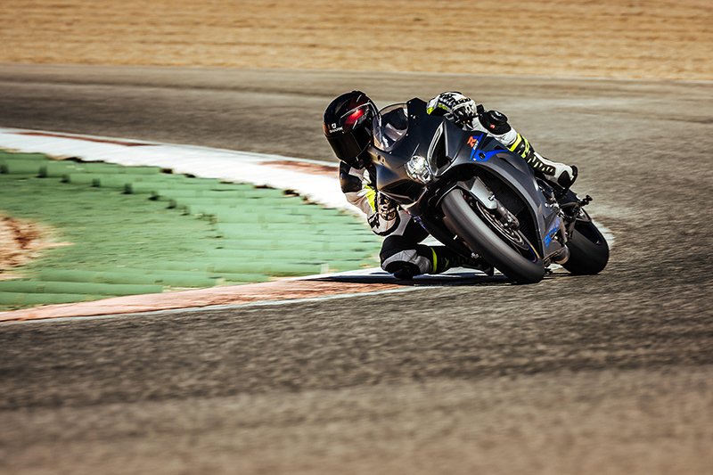 Michelin gamma Power, prestacions de competició