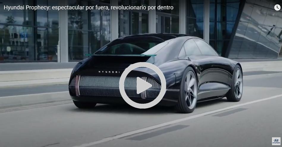 Hyundai Prophecy: Espectacular per fora, revolucionari per dins