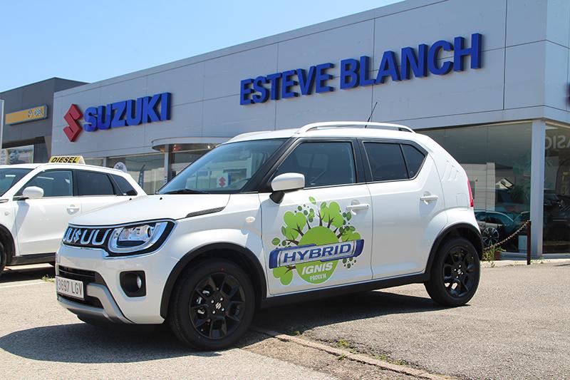 Suzuki Ignis GLE 1.2L 4×4 Mild Hybrid: L'icònic SUV ultra compacte