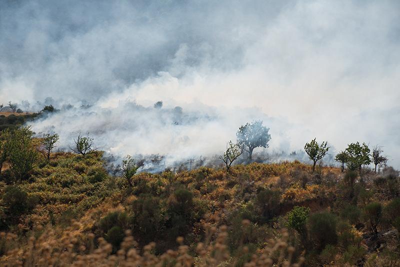 Es tancaran els accessos al Cap de Creus en cas d'incendi
