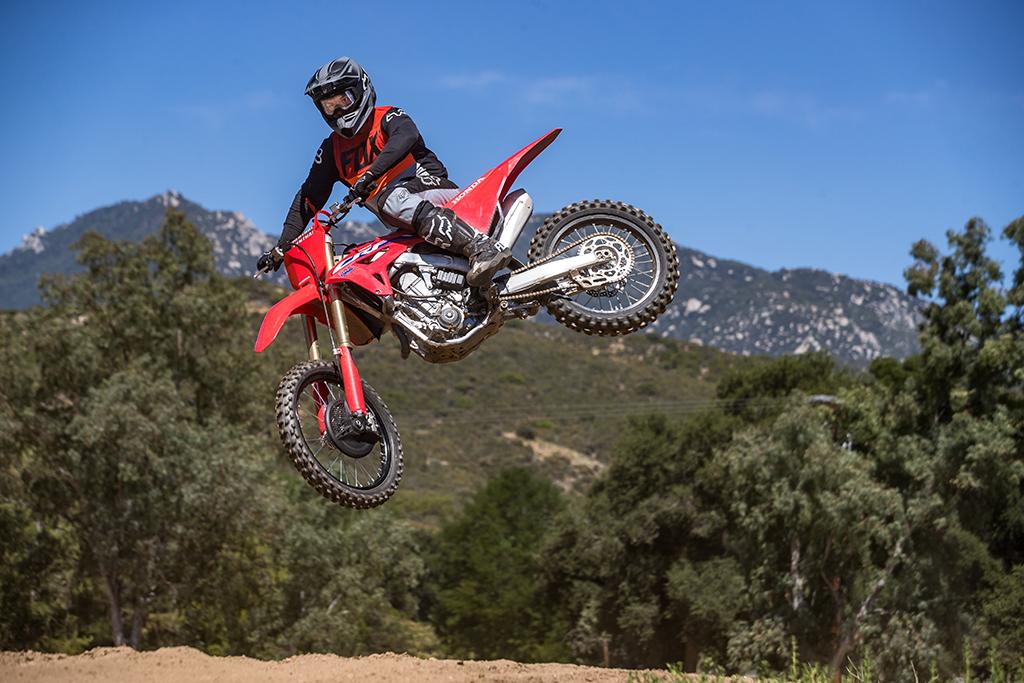 Novetats Honda motos 2021