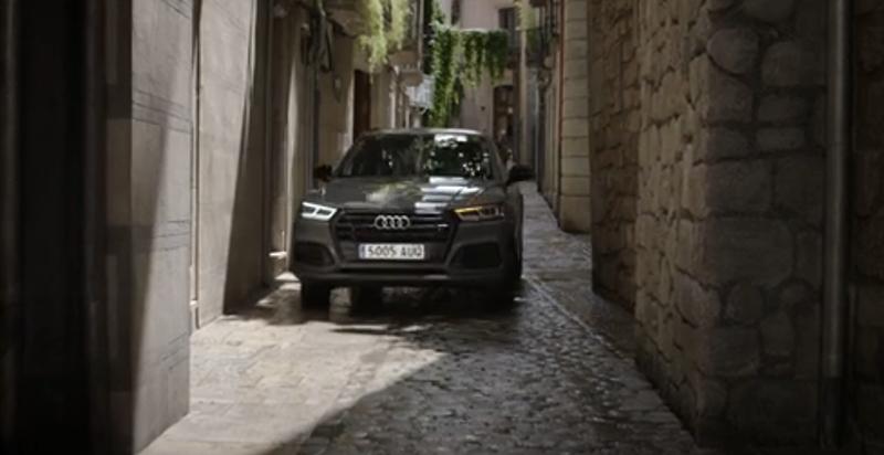 Audi estrena el seu últim anunci rodat a Girona