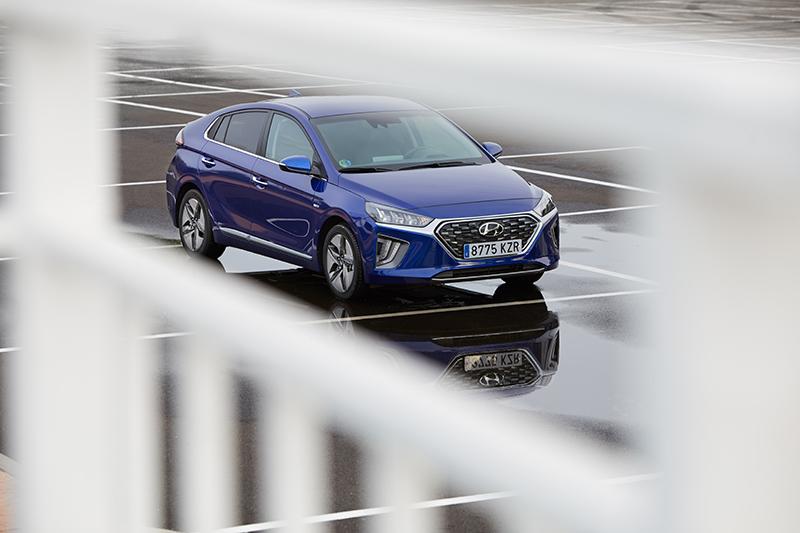 Hyundai Ioniq Hybrid 1.6 GDI, híbrid autogestionable