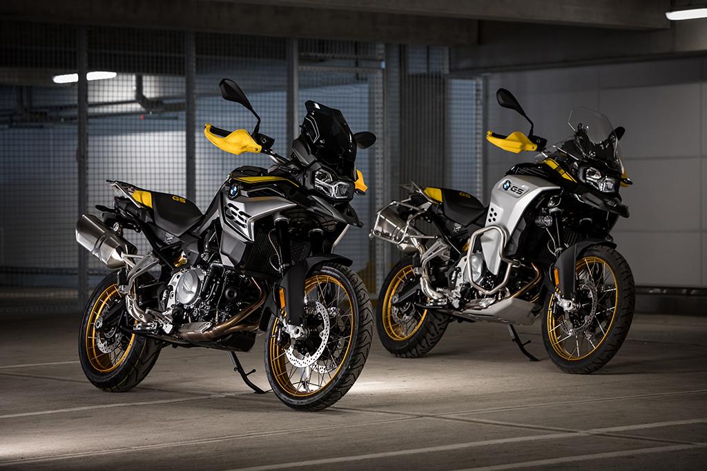 BMW Motorrad presenta les noves BMW F 750 GS, BMW F 850 GS i BMW F 850 GS Adventure