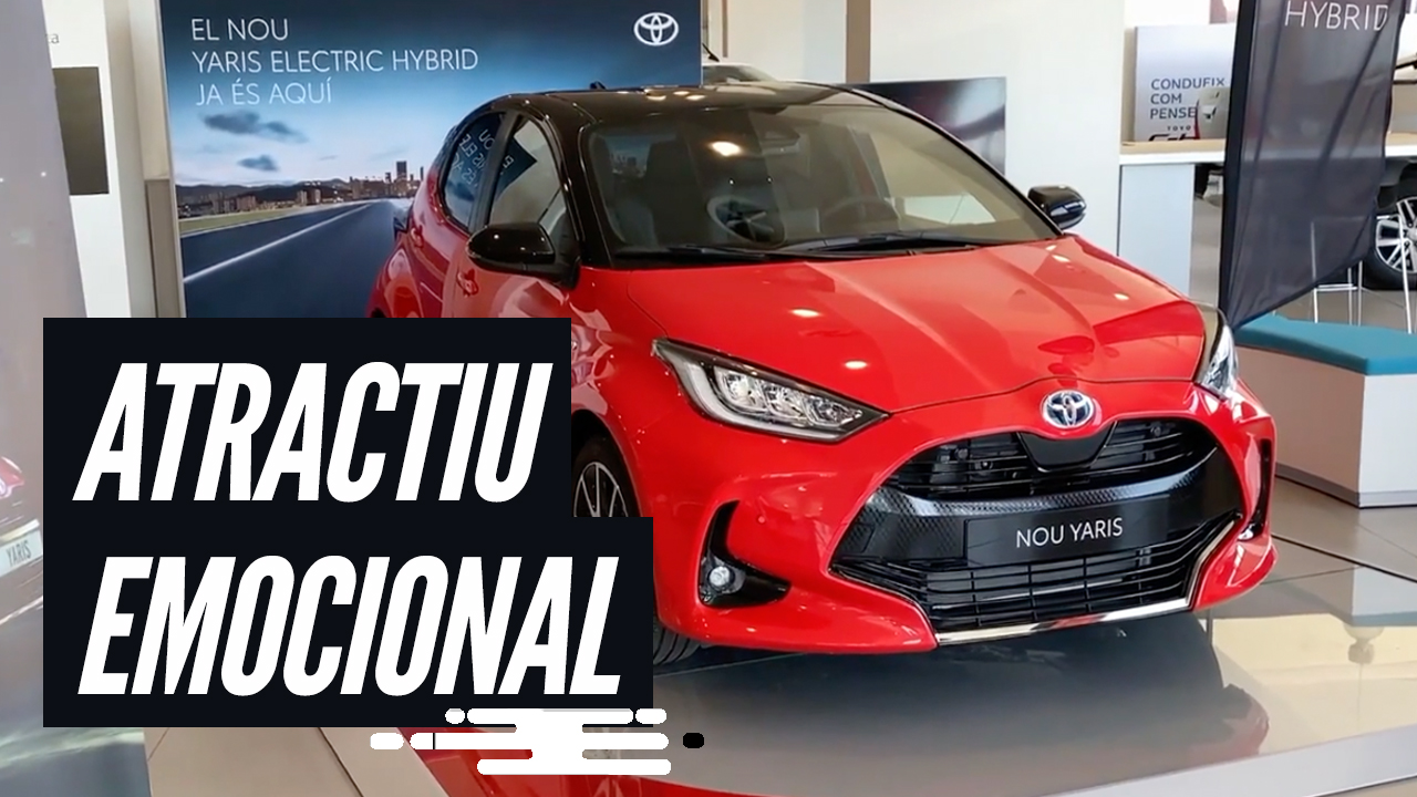 Nou Toyota Yaris Electric Hybrid 2020