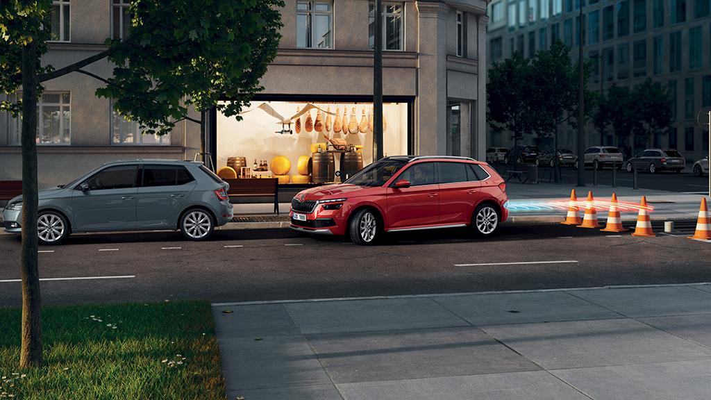 Els cotxes ŠKODA estan entre els més segurs dels seus respectius segments