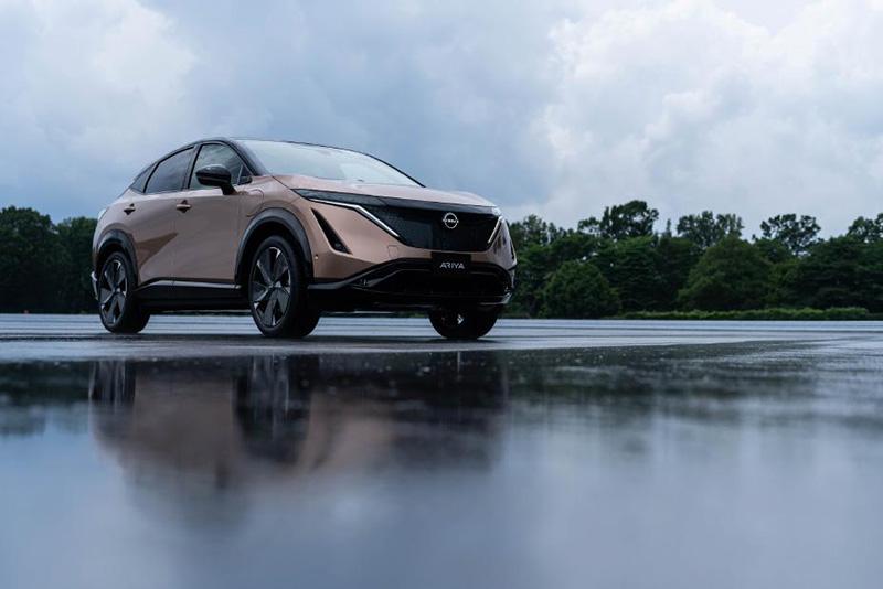 Nissan Ariya: un crossover cupè elèctric per a una nova era