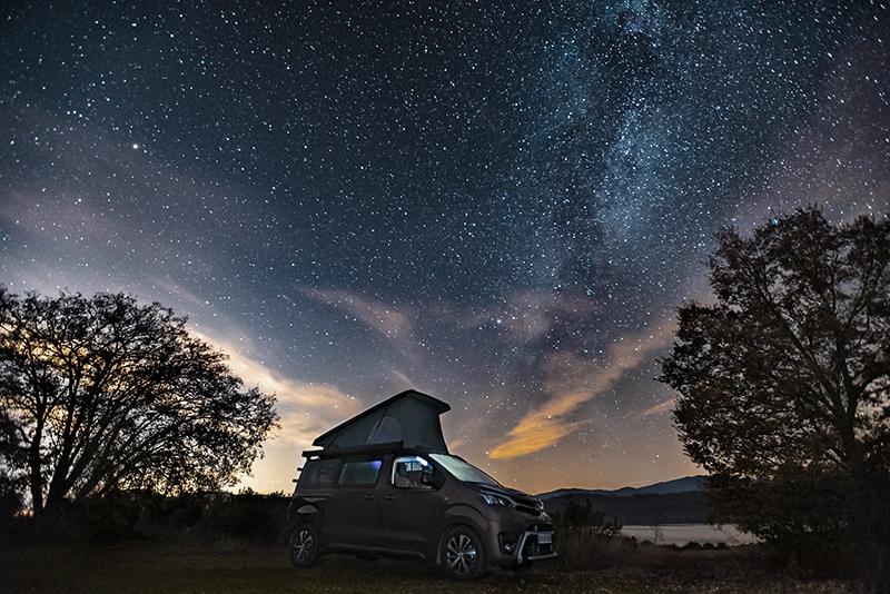 Toyota Proace Verso Camper, la millor opció per a l'aventura aquest estiu