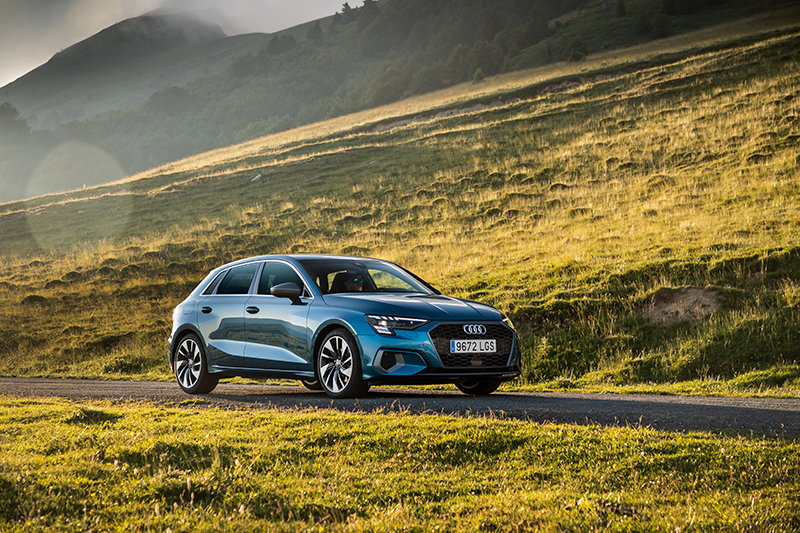 Audi A3 Sportback, esportiu i connectat