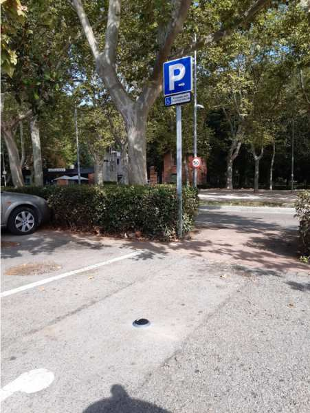 L'Ajuntament de Girona engega una prova pilot per instal·lar sensors als aparcaments