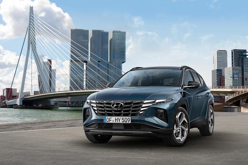 Nou Hyundai Tucson: Un referent tecnològic amb un disseny espectacular