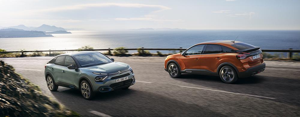 La nova sensació, nou Citroën C4 i nou Citroën ë-C4