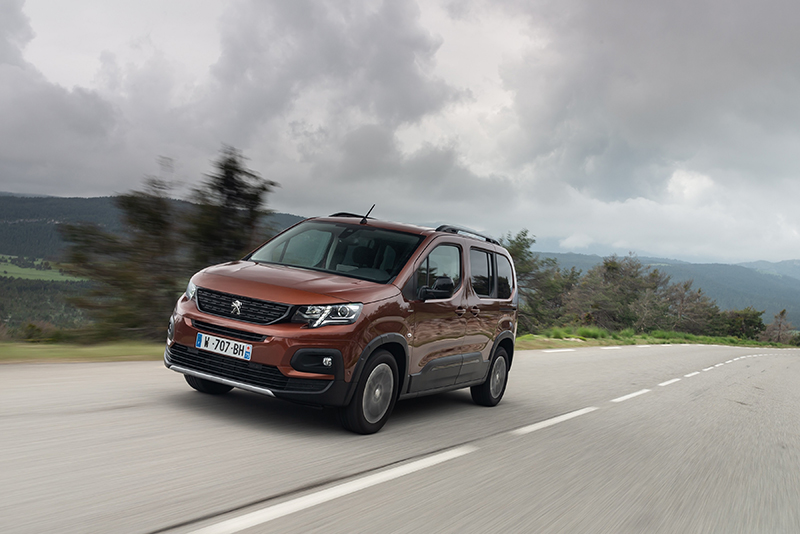 Peugeot Rifter: aventurer polivalent