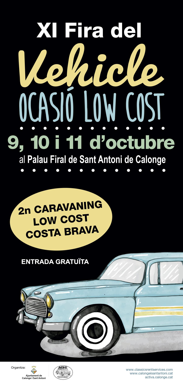 XI Fira Low Cost i Caravàning Costa Brava