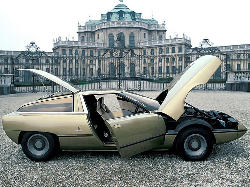 Citroën GS Camargue, l'història d'un innovador projecte de disseny