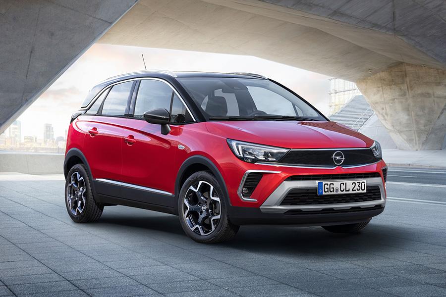 Nou Opel Crossland: molt més que una cara bonica