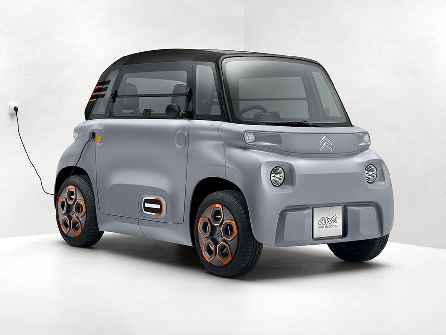 Citroën AMI: el NO cotxe