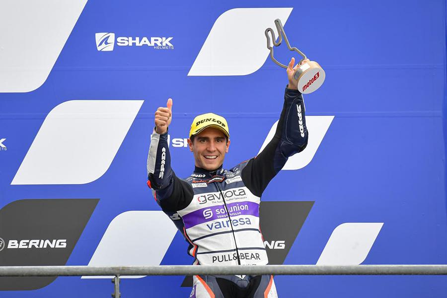 El gironí Albert Arenas correrà en Moto2 el 2021