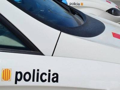 Detingut un conductor al Pla de l'Estany amb el permís suspès que va donar una taxa d'alcohol cinc vegades superior a la permesa