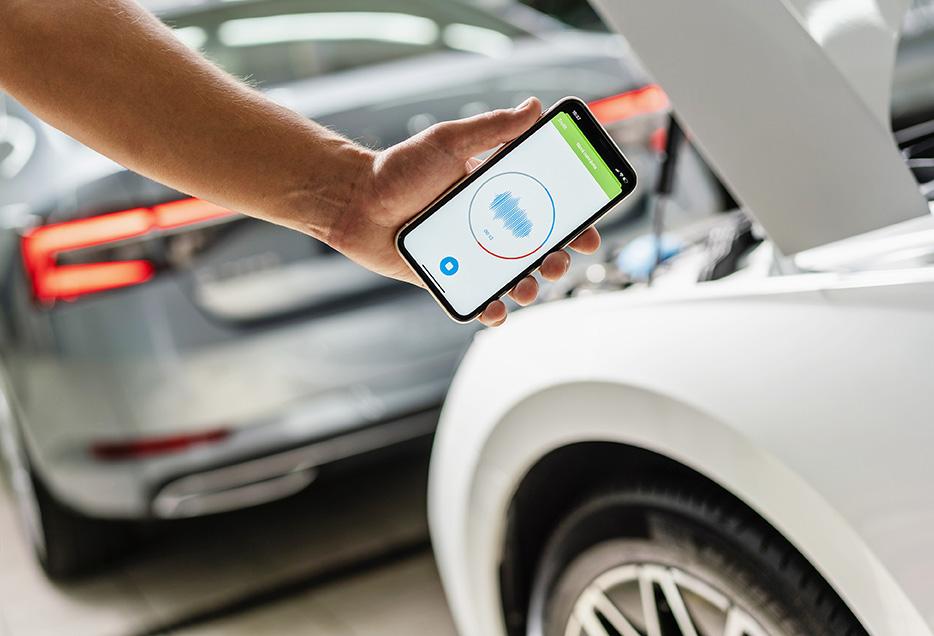 Skoda utilitza la intel·ligència artificial per realitzar diagnòstics al cotxe