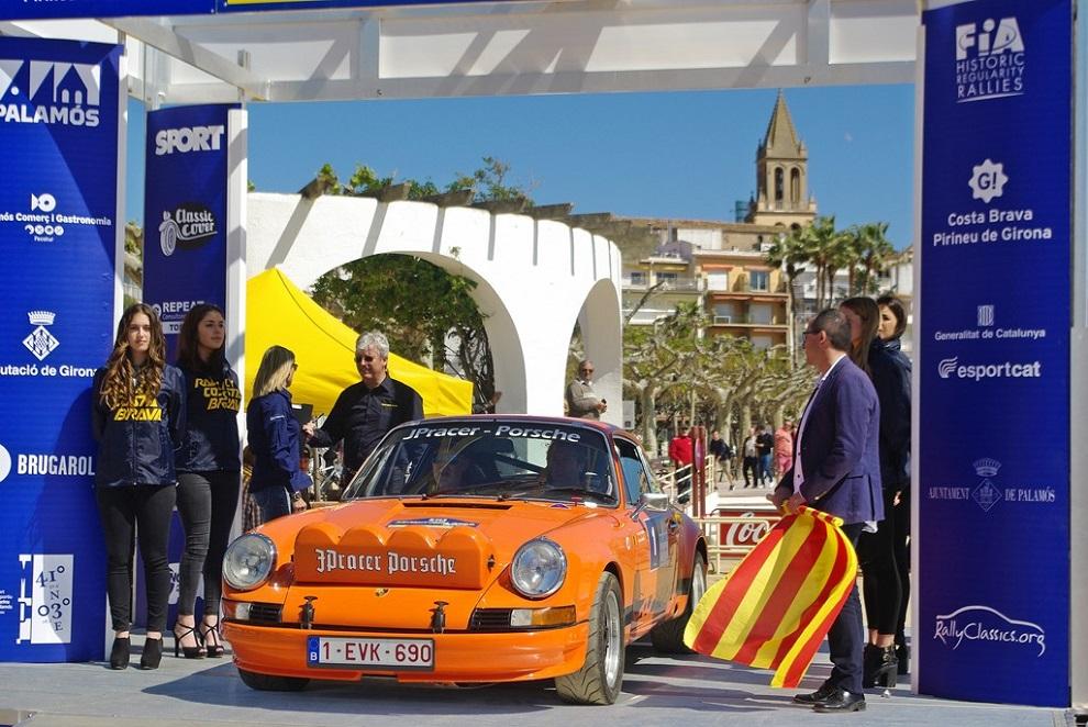 Demà s'inicia a Palamós una nova edició del Rally Costa Brava Històric, que enguany amplia la competició a quatre dies