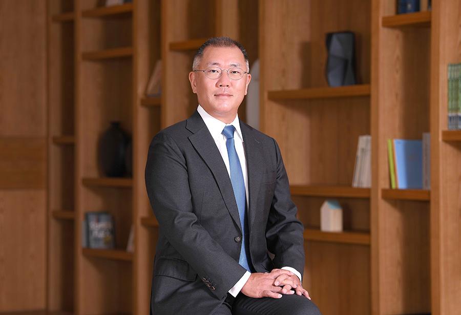 Euisun Chung, nomenat president de Hyundai Motor Group