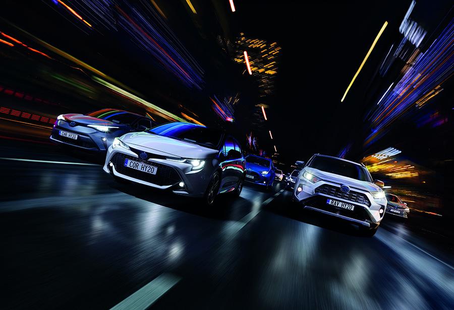 Toyota incrementa notablement la seva penetració en el mercat espanyol de la mà dels híbrids elèctrics